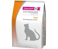 Ветеринарная диета Eukanuba Renal для кошек при заболеваниях почек 1,5 кг