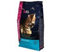 Eukanuba Cat Senior для пожилых кошек с курицей и печенью 10 кг
