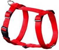 Hunter Smart шлейка для собак Ecco Sport S (30-45/33-54 см) нейлон красная
