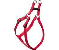 Hunter Smart шлейка для собак Ecco Квик M (46-65/48-70 см) нейлон красная