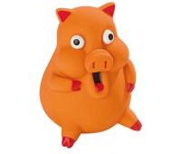 Hunter Smart игрушка для собак Свинка Сэм 10 см латекс