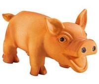Hunter Smart игрушка для собак Свинка маленькая 10 см латекс