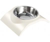 Hunter Smart миска для собак Elegance меламиновая 350 мл белая