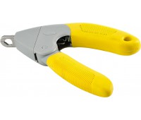 Hunter Smart Когтерез-гильотина желтый/серый