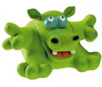 Hunter Smart игрушка для собак Зеленый монстр 25 см латекс