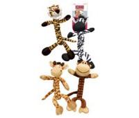 """Kong игрушка для собак """"Жираф"""" средняя"""