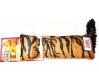 """Kong игрушка для кошек """"Кикеру"""" тигровый с кошачьей мятой"""