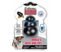 """Kong Extreme игрушка для собак """"КОНГ"""" очень прочная средняя  6 см"""