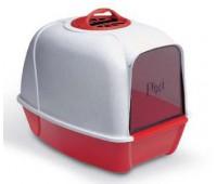MPS био-туалет PIXI 52х39х39h см красный