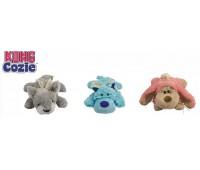 """Kong игрушка для собак """"Кози Пастель"""" (волк, коала, кролик) плюш, средние"""