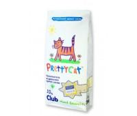 """PrettyCat наполнитель древесный для кошачьих туалетов """"Wood Granules"""" 10 кг."""