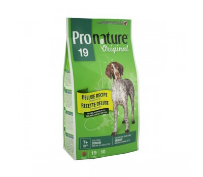 Корм Pronature 19 для пожилых собак всех пород, 20кг.