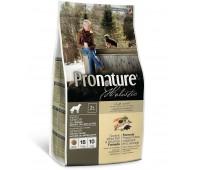 Pronature Holistic Senior All Breeds облегченный сухой корм для пожилых собак (с океанической белой рыбой и рисом) - 2,72 кг