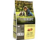 Pronature Holistic Kitten Growth сухой корм для котят (с курицей и сладким картофелем)