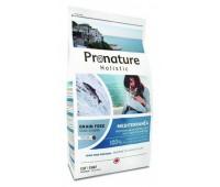 Pronature Holistic Grain Free «Средиземноморское Меню» полноценный беззерновой сухой корм для кошек