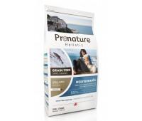 Pronature Holistic Grain Free Mediterranea «Средиземноморское Меню» беззерновой сухой корм для собак (мелкая гранула) - 340 гр.