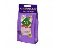 """Силикагелевый наполнитель """"Лаванда"""", 5л, Crystals Lavender"""