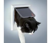 Дверца для кошки 4 позиции, электромагнитная