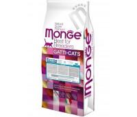 Monge Cat Sterilised корм для стерилизованных кошек 10кг