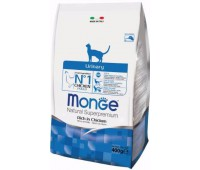 Monge Cat Urinary корм для кошек профилактика МКБ 0,4 кг